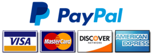paypal credit card payments