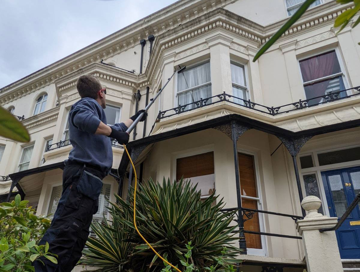 West Sussex window cleaners