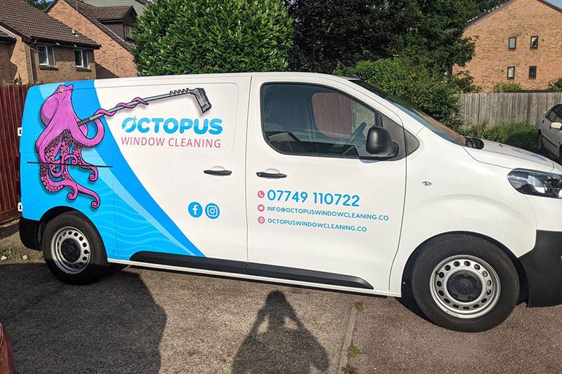 octopus window cleaning sussex